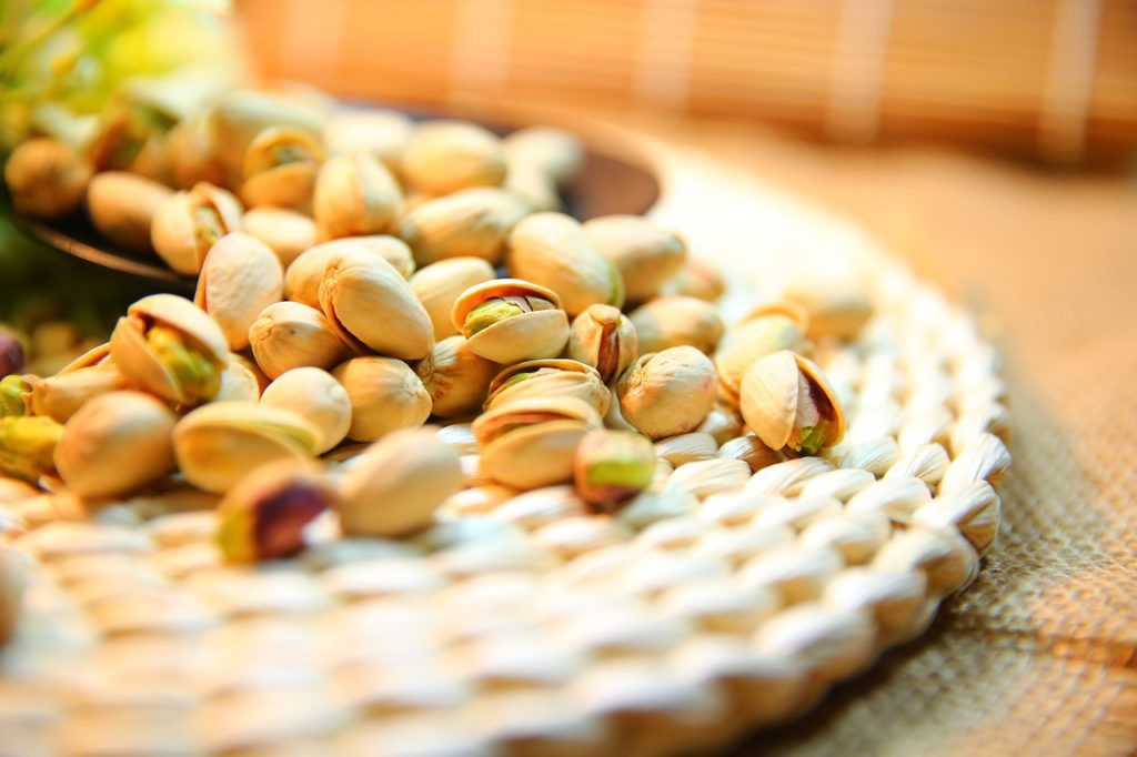 Nuts to help you sleep better.